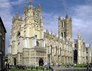 Canterbury Cathedral. Photo by Hans Musil