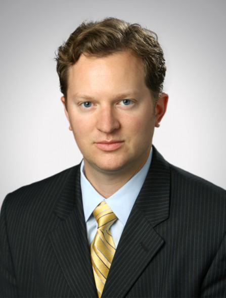 Chris Nickels. Photo courtesy of Quarles & Brady LLP.