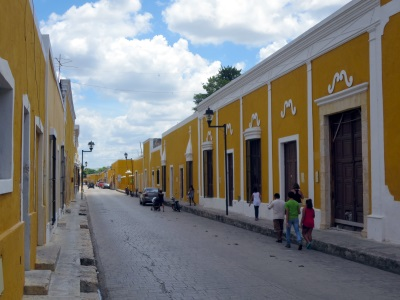 Izamal. Photo by Frank Martinez.