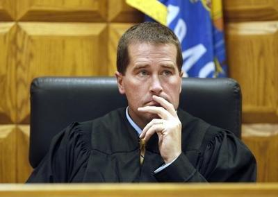 Outagamie County Circuit Court Judge Mark McGinnis. Photo courtesy of Gannett Wisconsin Media.