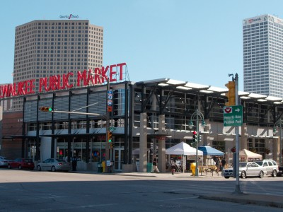 New Outdoor Cafe for Public Market?