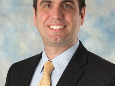 Nicholas Ganos joins RFP Commercial, Inc. Property Management Group