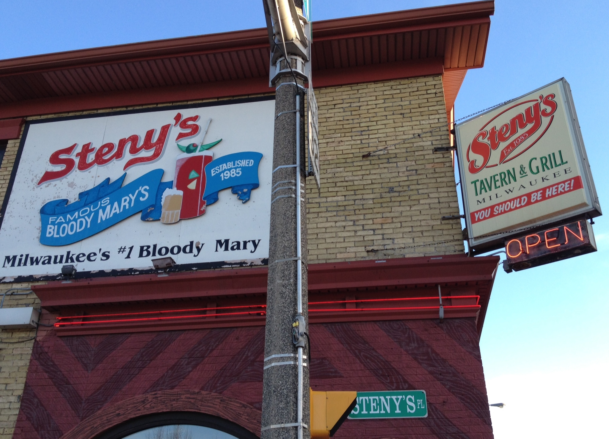 Steny's. Photo by Joey Grihalva.