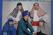 Wooly Bully. Sam The Sham and the Pharaohs.