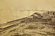 Lakefront, 1870s. Image courtesy of Jeff Beutner.
