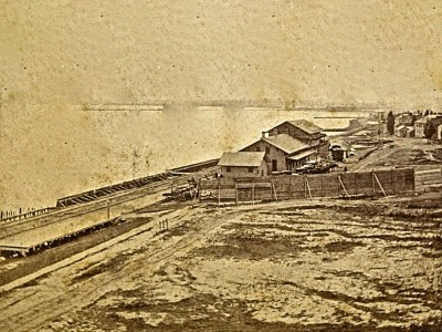 Yesterday's Milwaukee: When the Lakefront Was At Its Ugliest?