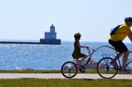 Lakeshore State Park. Photo by Brian Jacobson.