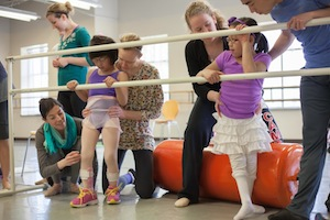 "Milwaukee Ballet and Children's Hospital Launch ""Tour De Force"" Program"