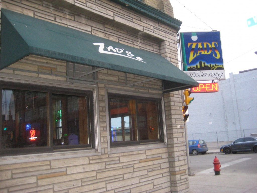 Zad's. Photo by Michael Horne.