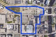 Bucks Arena Site Map