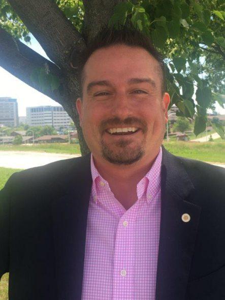 Guy Smith. Photo from Milwaukee County.