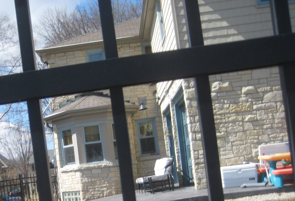 Whitefish Bay's Welfare Fraud Home. Photo by Michael Horne.