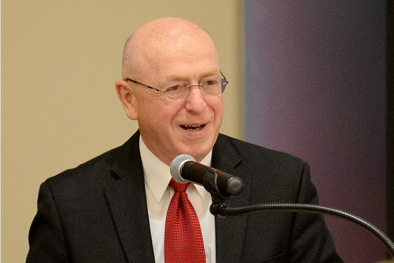 University of Wisconsin System President Ray Cross. Photo from the State of Wisconsin.