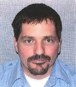 Thomas Lukas. Photo from the Wisconsin Department of Corrections.