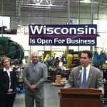Wisconsin Budget: Taxes Down, But No Impact on Jobs