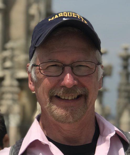 William Donaldson. Photo courtesy of Marquette University.