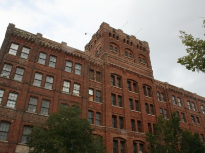 F. Mayer Boot and Shoe Company Building