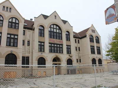 Changes in Garfield School Development Plan