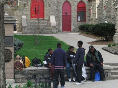 More Help for Homeless Men