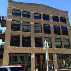 213 Broadway Lofts, 211-213 Broadway. Photo by Mariiana Tzotcheva