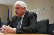 "Alan White, inspector general of the Wisconsin Department of Health Services, is proud of his office's record fighting fraud: ""Our responsibility is to the taxpayers. Those are our stakeholders."" Photo by Kate Golden of the Wisconsin Center for Investigative Journalism."
