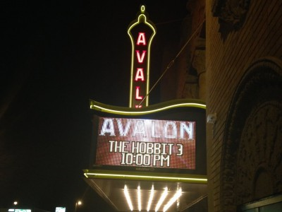 Now Serving: Avalon Theater's New Restaurant Opening