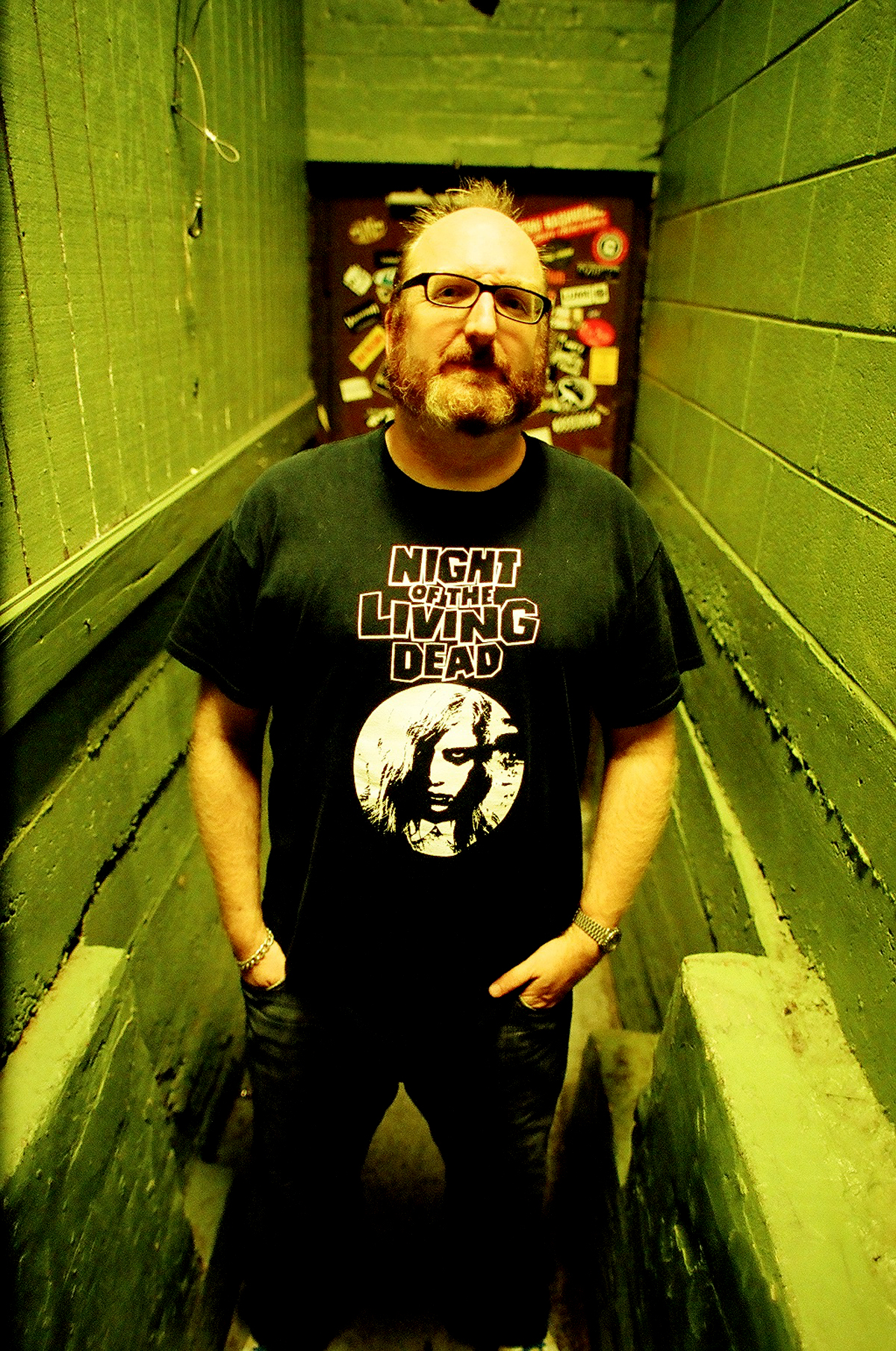 Brian Posehn to Headline Milwaukee Comedy Festival