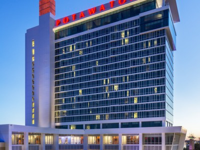 Potawatomi Hotel & Casino's Hotel Attains LEED® Gold Certification