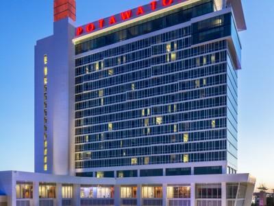 Potawatomi Hotel & Casino's Hotel Attains LEED® Gold Certification