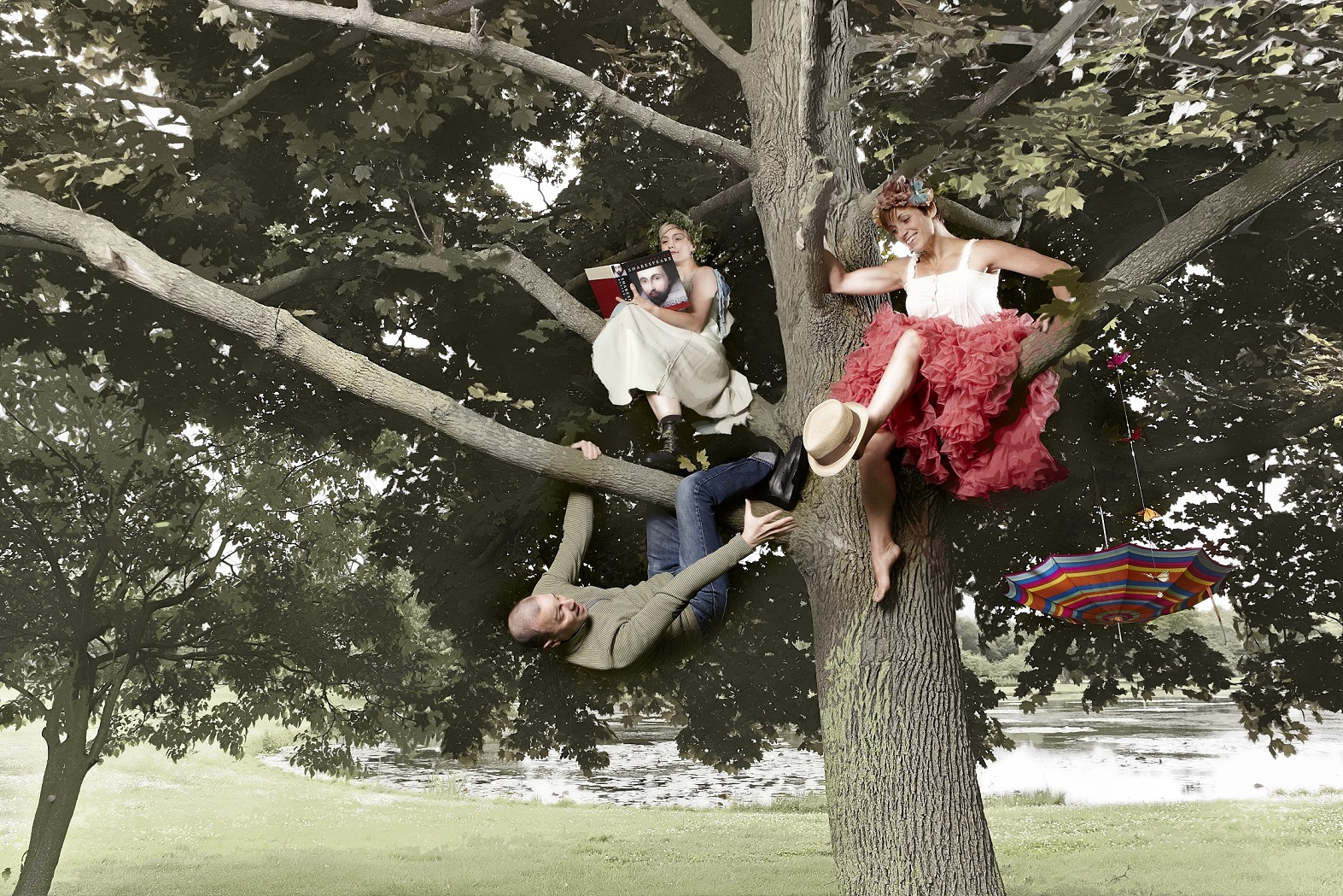 Danceworks Performance Company, Milwaukee Opera Theatre reunite outdoors:  Fairy Queen Fantasy