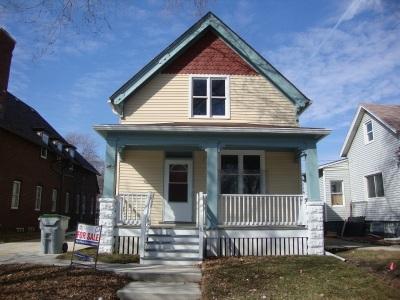 Harambee Housing. Photo courtesy of the city of Milwaukee.