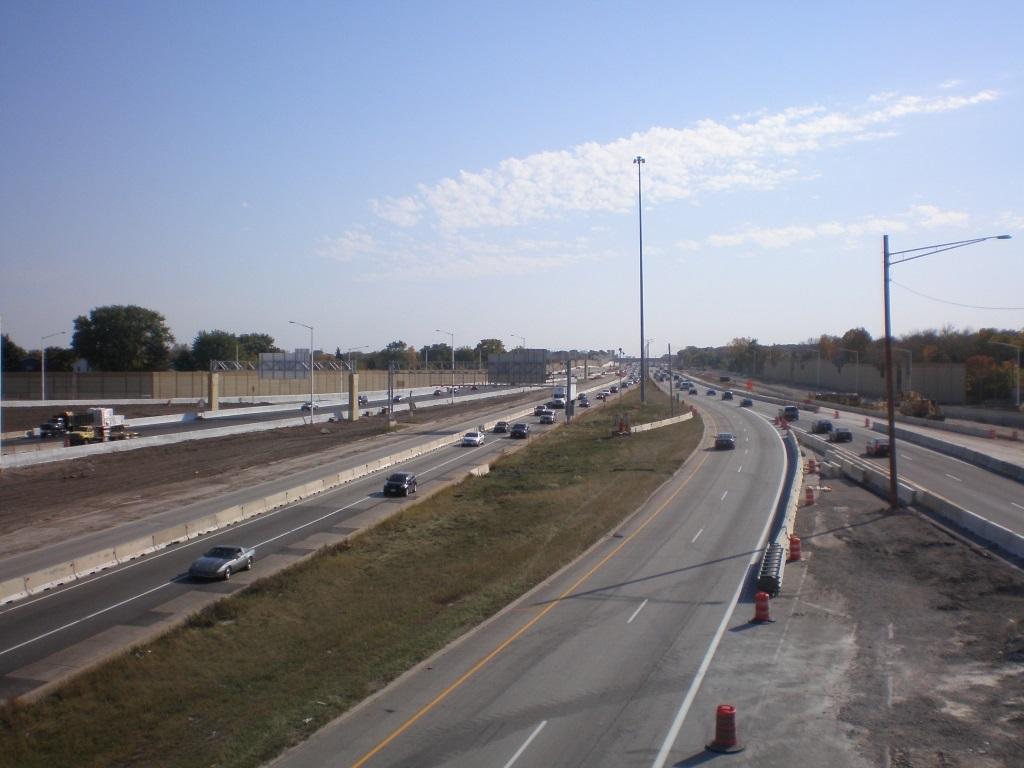 I-94 Construction.