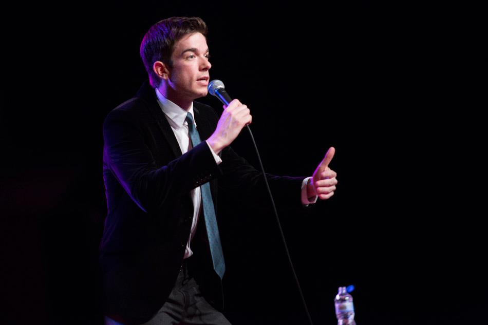 John Mulaney at Turner Hall Ballroom in 2013. Photo by Erik Ljung.