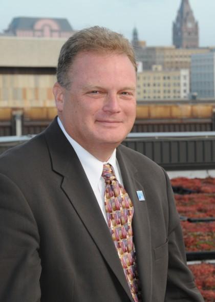 Kevin Shafer. Photo courtesy of MMSD.