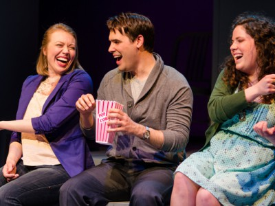 Review: In Tandem's Musical Sneaks Up on Audiences