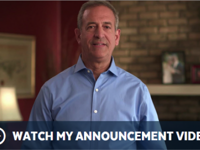 Russ Feingold launches campaign for U.S. Senate