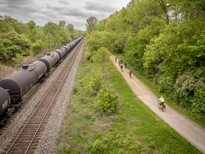 Bike Czar: Train Trip Reminds Us Why We Ride