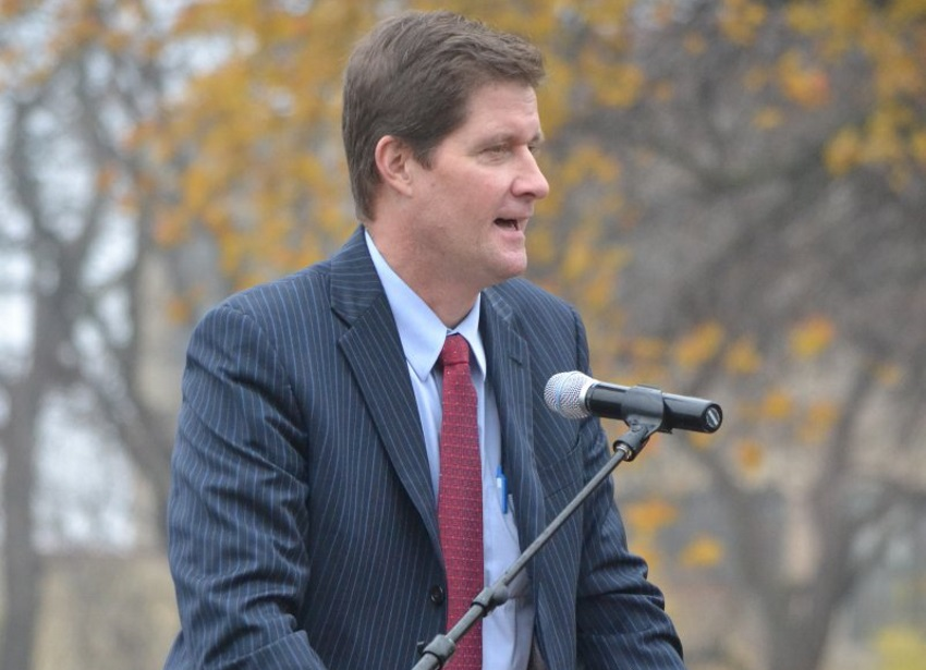 The Honorable Vel Phillips endorses District Attorney John Chisholm