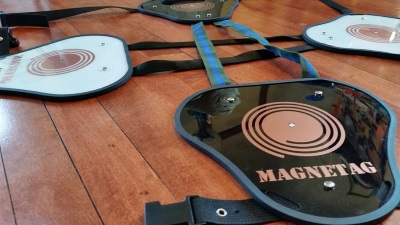 MagneTag gear.