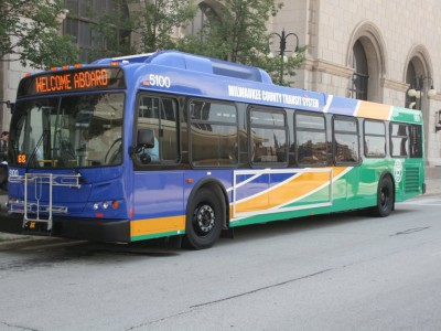 County Executive Abele Announces All MCTS Bus Rides Are FREE on Monday