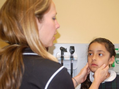 School Health Clinic Serves 2,000 Students