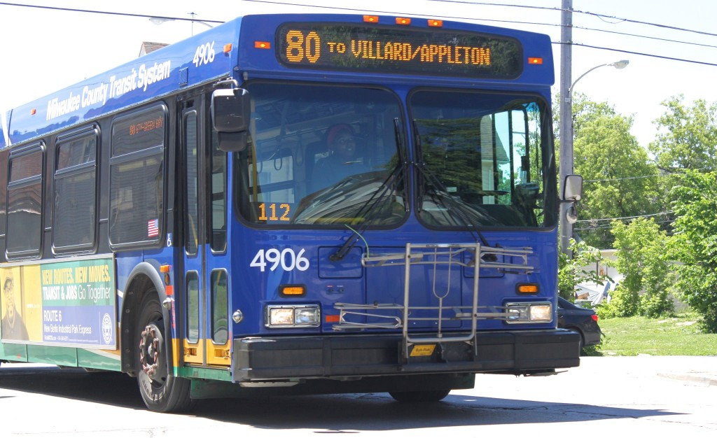 The bus system is adding new technologies to increase convenience, but some upgrades have been delayed. Photo by Matthew Wisla.