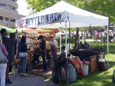 The Westown Farmers' Market Opens June 1st