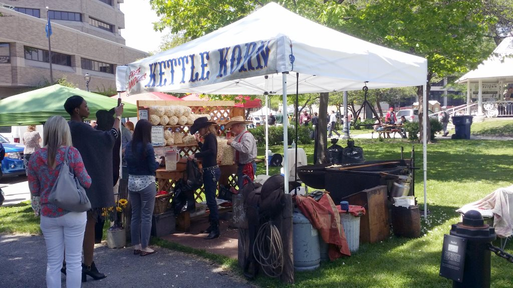 Westown Farmers' Market. Photo by Jack Fennimore.