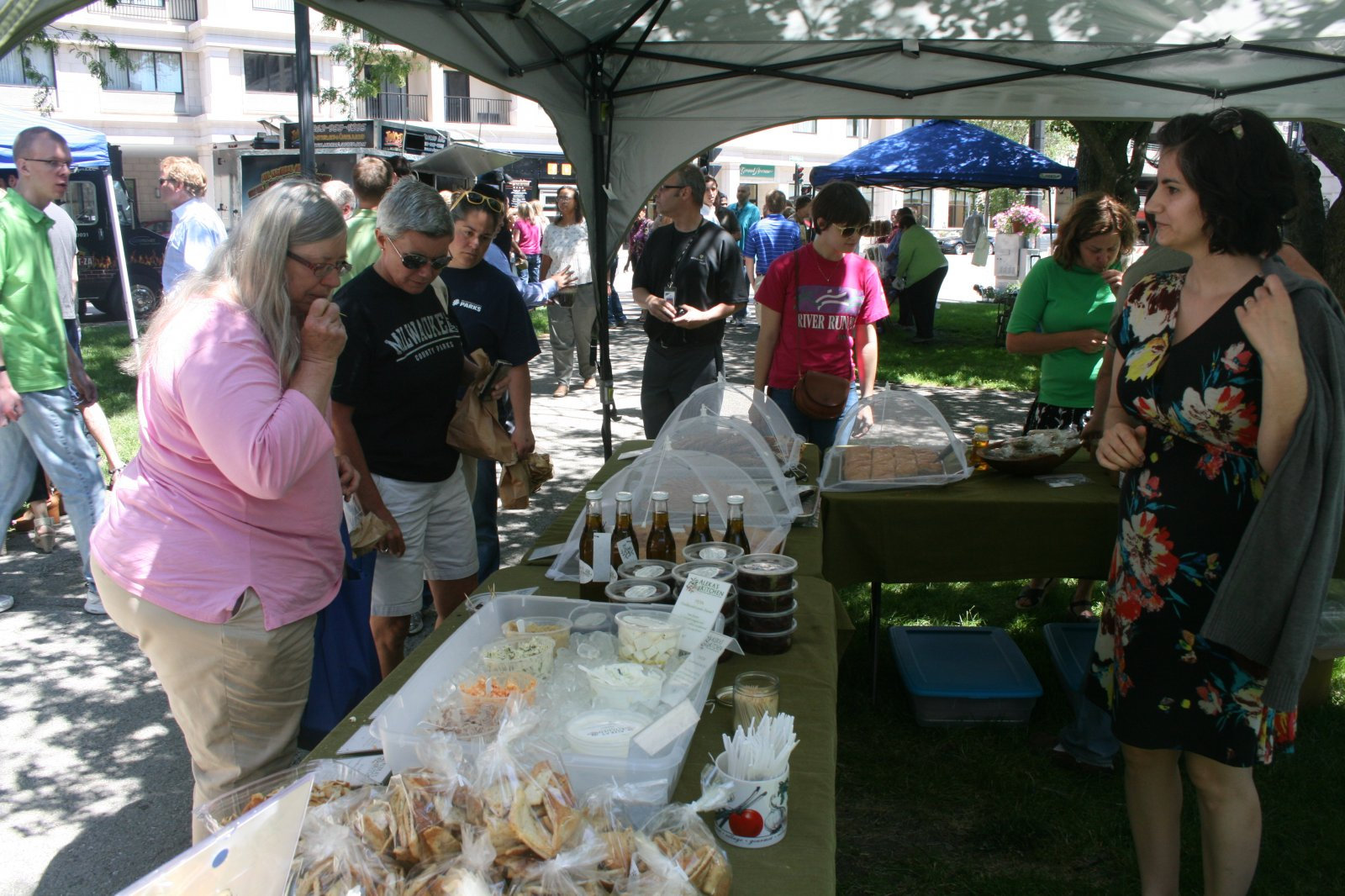 The Westown Farmers' Market Opens Tomorrow