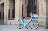 A Bublr Bike.
