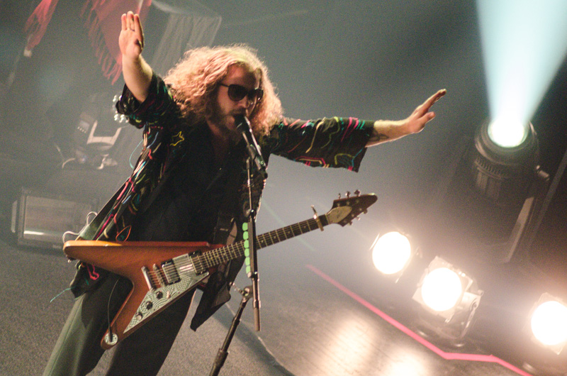 My Morning Jacket. Photo by Melissa Miller.