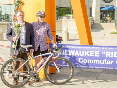 Bike Czar: Bike Beats Auto in Race Again!