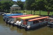 Riverwalk Boat Tours & Rental. Photo by Jack Fennimore.