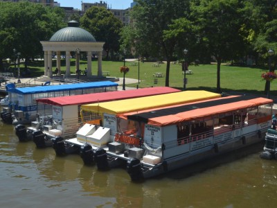 City Business: Riverwalk Boat Tours & Rentals